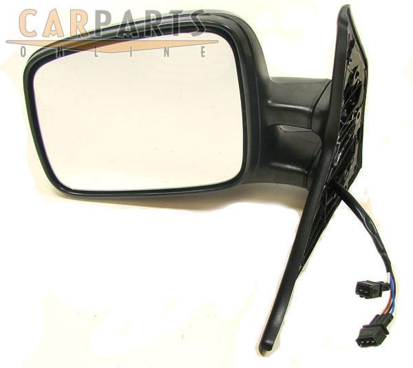 spiegel au enspiegel elektr beh links f r vw bus t4. Black Bedroom Furniture Sets. Home Design Ideas