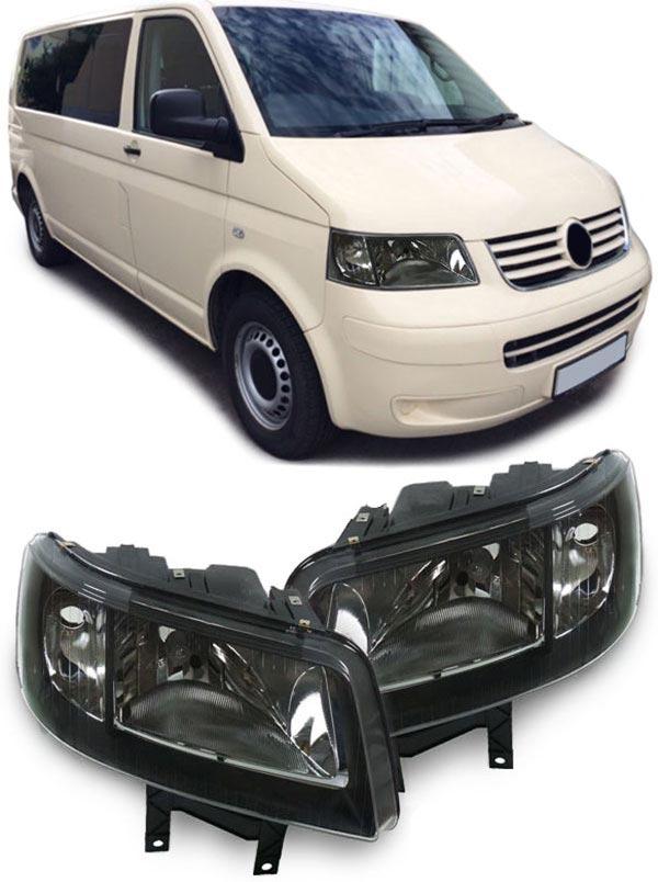 scheinwerfer vw bus transporter t5 in seuzach kaufen bei. Black Bedroom Furniture Sets. Home Design Ideas