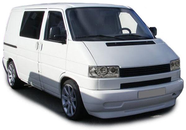 vw bus transporter t4 90 03 scheinwerfer mit led. Black Bedroom Furniture Sets. Home Design Ideas