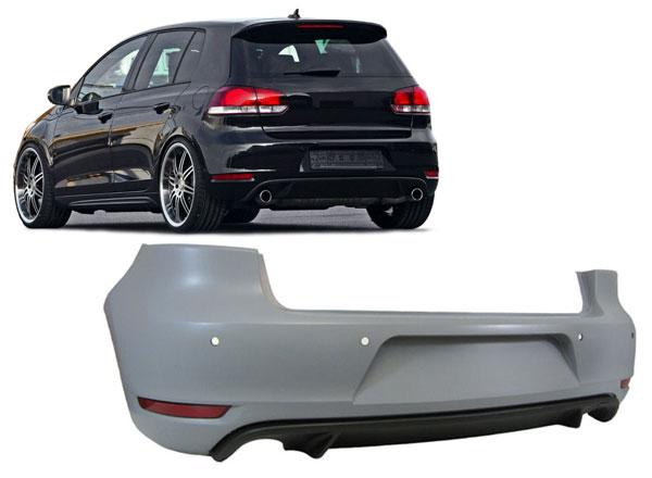 sportauspuff hecksch rze auspuff vw golf 6 r32 gti tdi. Black Bedroom Furniture Sets. Home Design Ideas