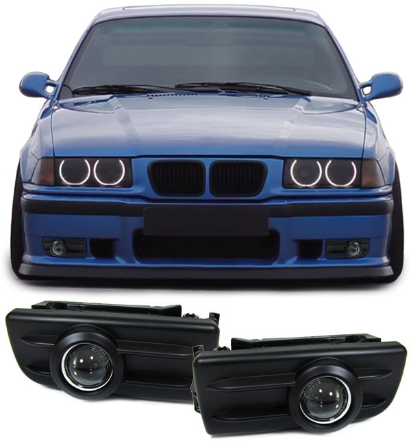 nebelscheinwerfer schwarz bmw e36 m3 in seuzach kaufen bei. Black Bedroom Furniture Sets. Home Design Ideas