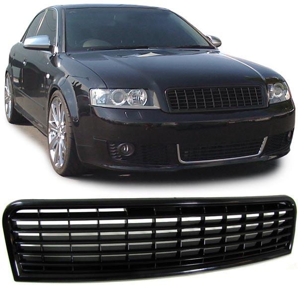 Audi A4 B6 8E 2000-2004 Bumper Grille Without Emblem