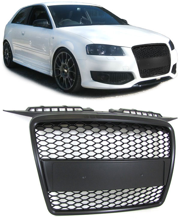 carparts online gmbh sport grill k hlergrill ohne emblem. Black Bedroom Furniture Sets. Home Design Ideas