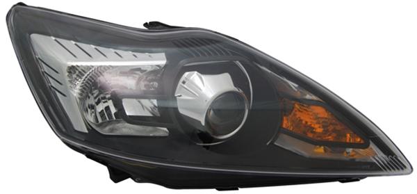 d1s h1 xenon scheinwerfer schwarz rechts tyc f r ford. Black Bedroom Furniture Sets. Home Design Ideas