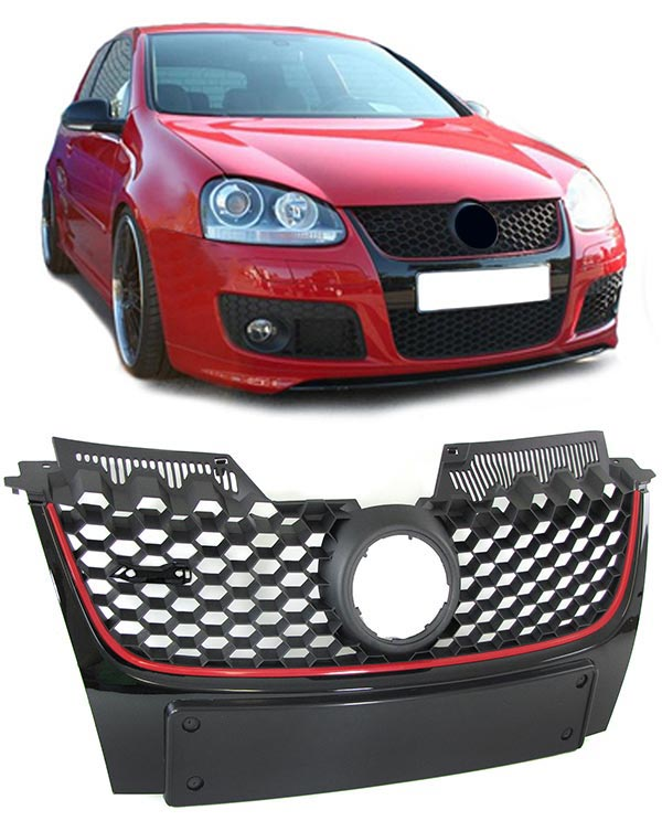 k hlergrill vw golf 5 v gti in seuzach kaufen bei auto. Black Bedroom Furniture Sets. Home Design Ideas