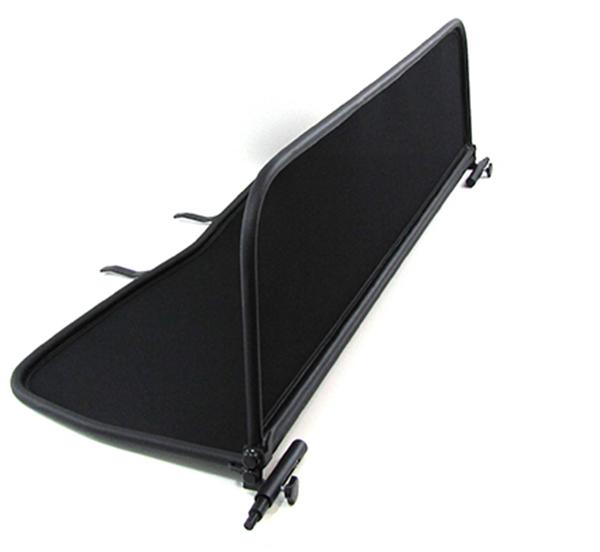 windschott schwarz f r peugeot 307 cc 03 08 ebay. Black Bedroom Furniture Sets. Home Design Ideas