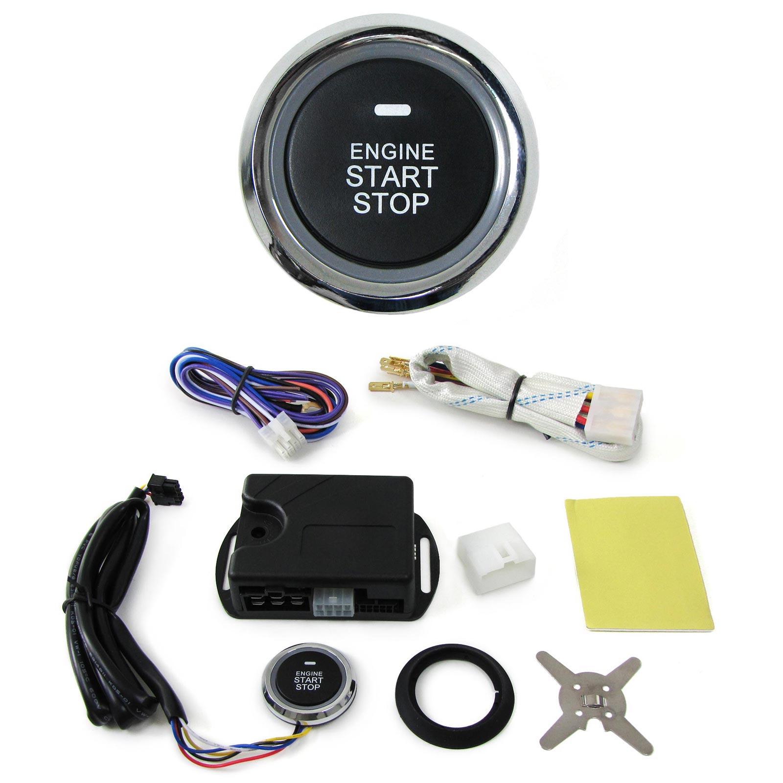 motor start stop funktion mit aufbau schalter zum. Black Bedroom Furniture Sets. Home Design Ideas