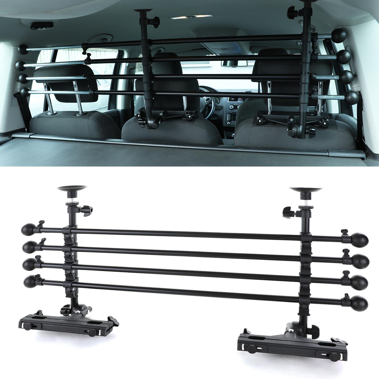 Tenzo-R 37784 PKW KFZ Auto Kombi Hundegitter Gep/äck Schutzgitter verstellbar universal