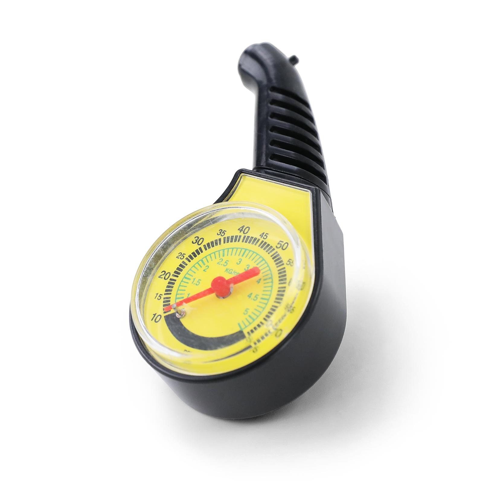 Auto KFZ Reifendruckmesser Luftdruckprüfer Manometer Analog
