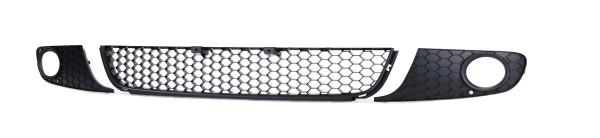 Stoßstangengitter mit Nebelscheinwerferblenden Sport Optik für VW Golf 6 08-13