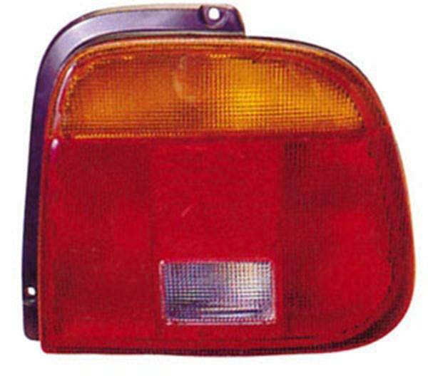 Rückleuchte / Heckleuchte rechts TYC für Suzuki Baleno 95-98