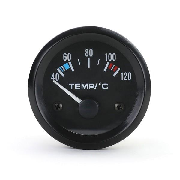 Zusatz Instrument Wassertemperatur Kühlwasser 52mm Youngtimer Retro