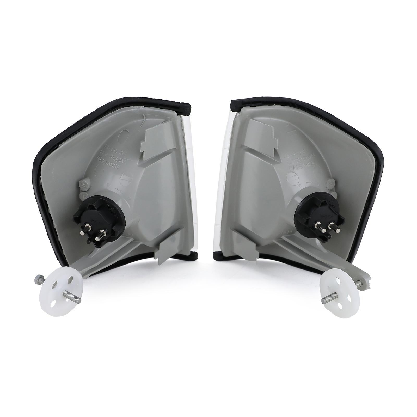 Paar Carparts-Online 10864 Blinker wei/ß