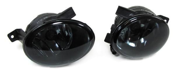 Nebelscheinwerfer schwarz smoke Paar für VW Golf 6 VI Caddy Jetta Tiguan Touran