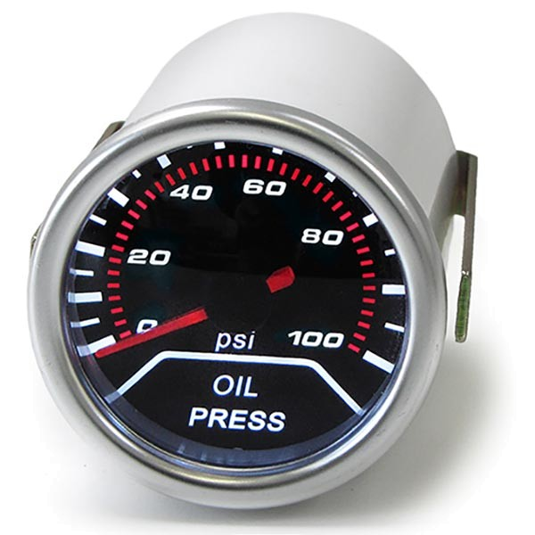 Öldruck Anzeige Zusatz Instrument Tenzo Race
