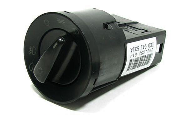 Lichtschalter für Nebelscheinwerfer für VW Golf 4 Bora Lupo
