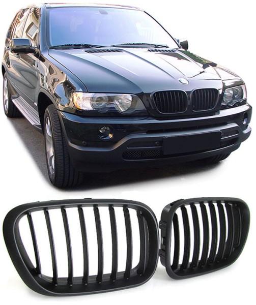 Rear Light Assemblies LED Rckleuchten schwarz fr BMW X5 E53 99 ...