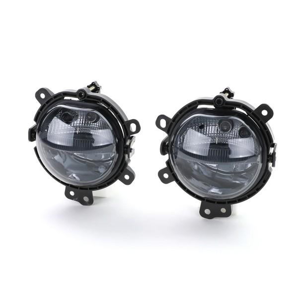 Nebelscheinwerfer Tagfahrlicht schwarz smoke für Mini Cooper F54 F55 F56 F57