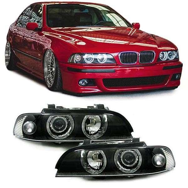 2x NEBELSCHEINWERFER KLARGLAS BMW 5 5er E39 95-00 SCHEINWERFER LINKS RECHTS