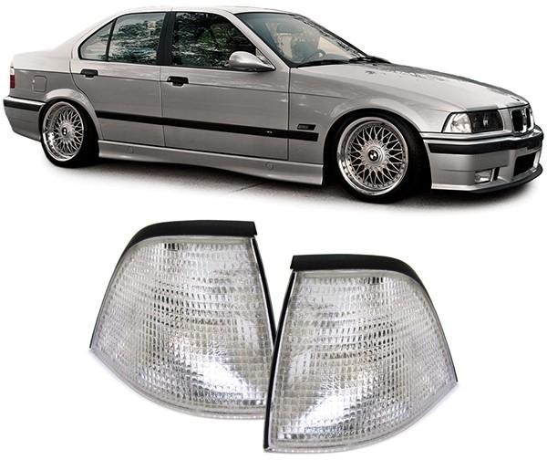 Blinker weiß klar für BMW 3ER E36 Limousine Touring Compact 90-99