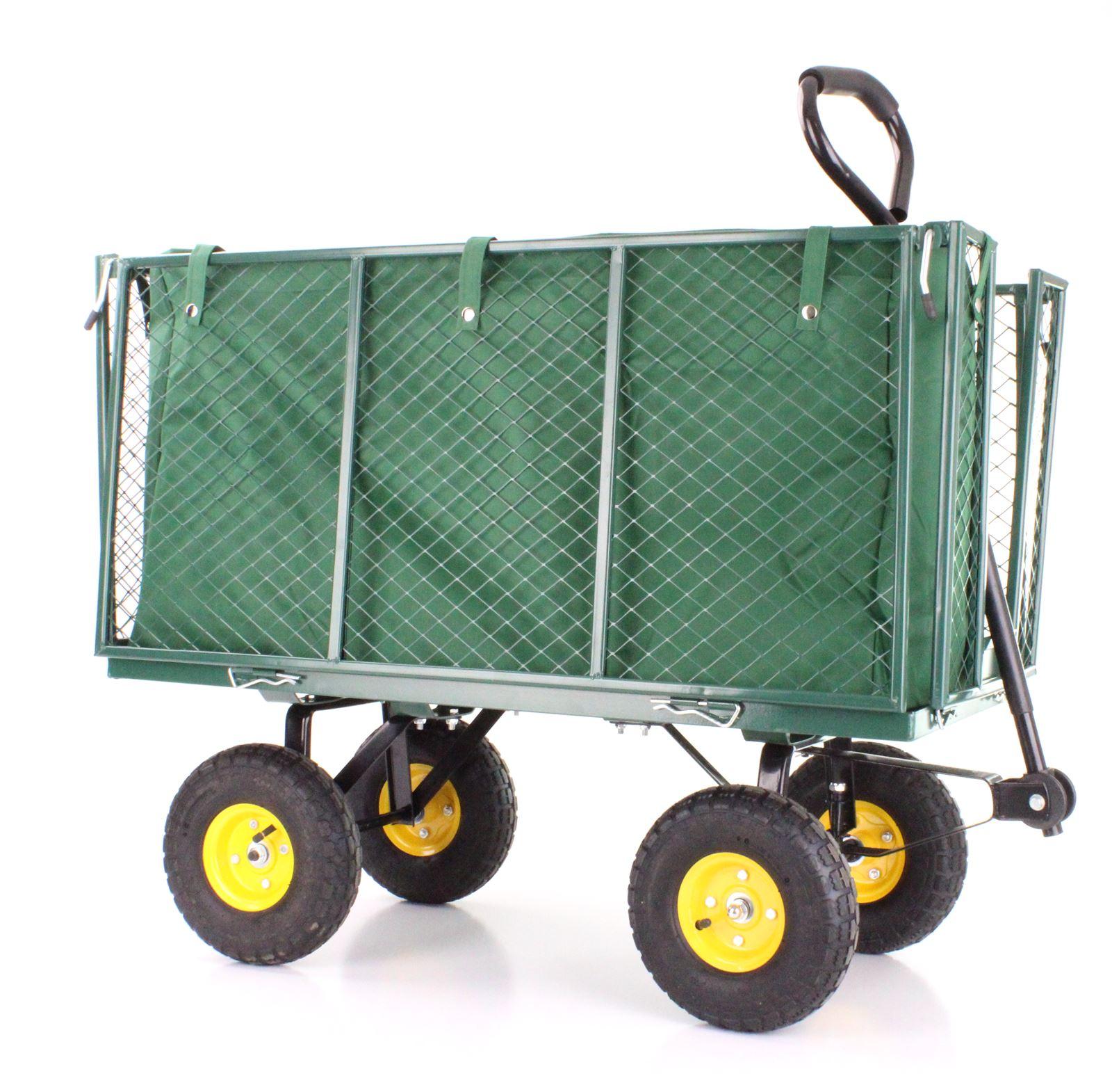 transportwagen gartenwagen gerätewagen handwagen mit