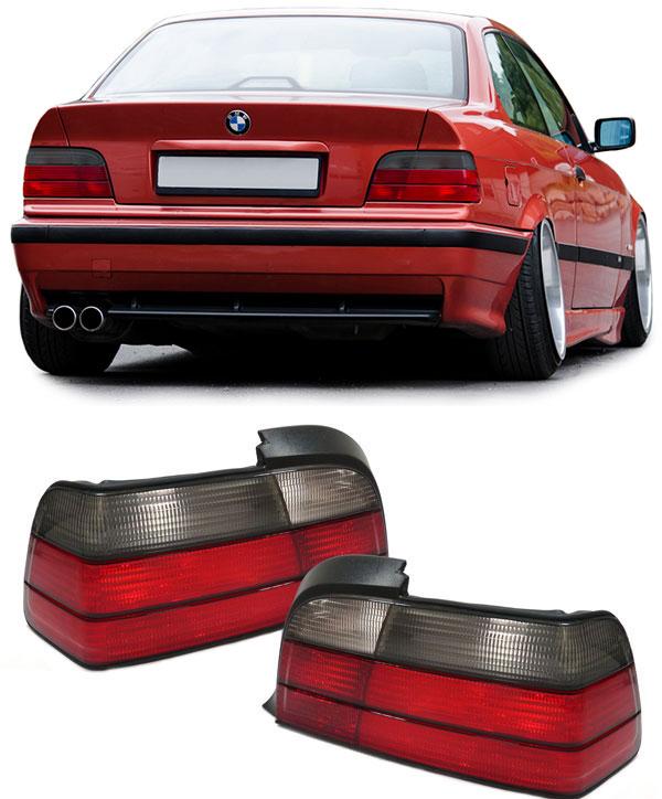 BMW-E36-Coupe-Cabrio-ROT-SCHWARZE-RUCKLEUCHTEN