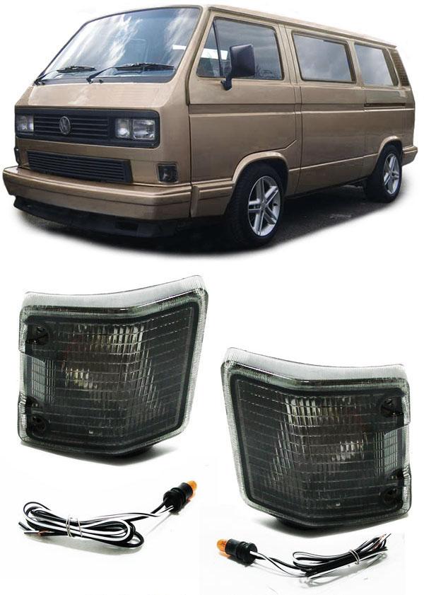 VW-Bus-T2-T3-Bj-79-92-SCHWARZE-Blinker