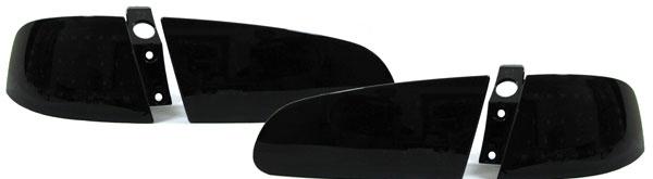 seat ibiza 6l ab 02 led r ckleuchten schwarz ebay. Black Bedroom Furniture Sets. Home Design Ideas
