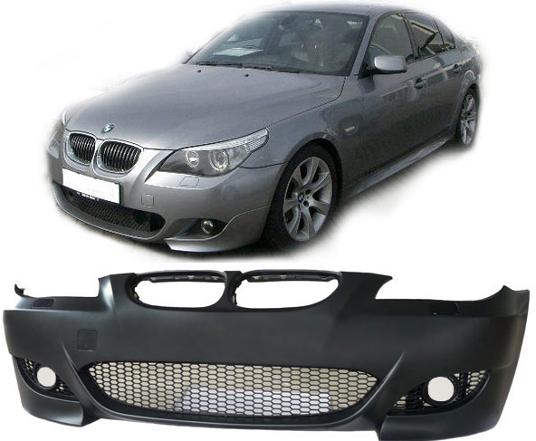 bmw e60 sto stange m5 optik 5er limousine touring 03 07 m. Black Bedroom Furniture Sets. Home Design Ideas